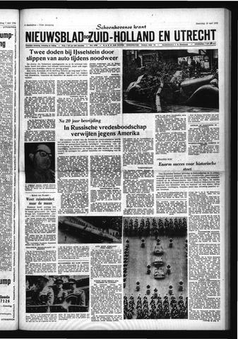 Schoonhovensche Courant 1965-05-10
