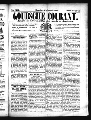 Goudsche Courant 1898-01-31