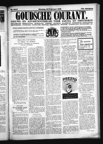 Goudsche Courant 1936-02-25