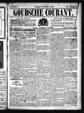 Goudsche Courant 1919-01-31