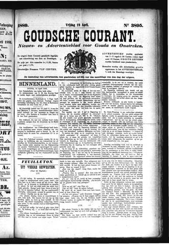 Goudsche Courant 1889-04-19
