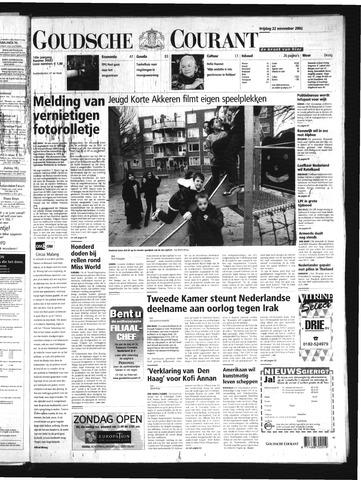 Goudsche Courant 2002-11-22
