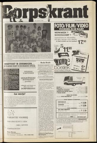 Dorpskrant 1987-08-26