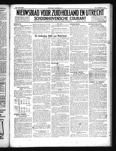 Schoonhovensche Courant 1947-08-27
