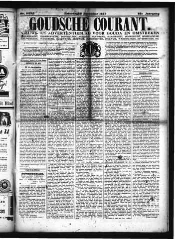 Goudsche Courant 1927-12-31
