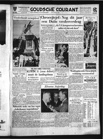 Goudsche Courant 1961-06-22