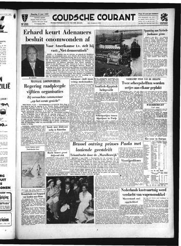 Goudsche Courant 1959-06-08