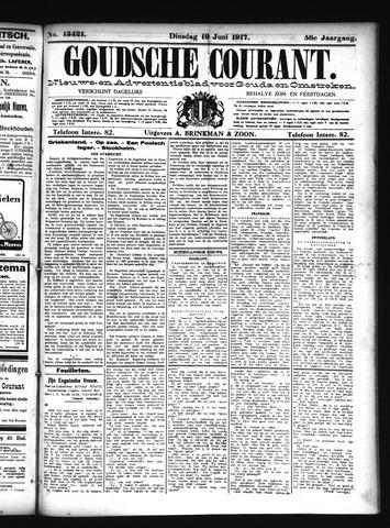 Goudsche Courant 1917-06-19