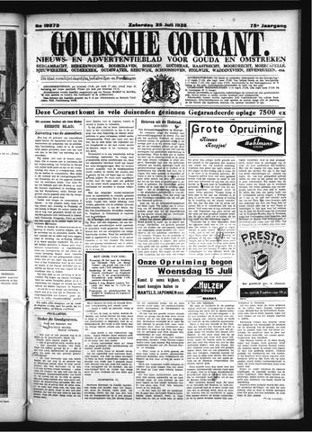 Goudsche Courant 1936-07-25