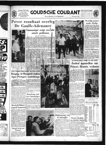 Goudsche Courant 1963-07-06