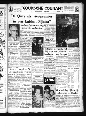 Goudsche Courant 1966-10-25