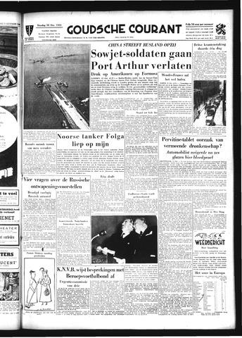 Goudsche Courant 1954-10-12