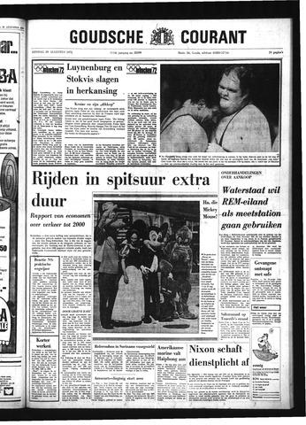Goudsche Courant 1972-08-29