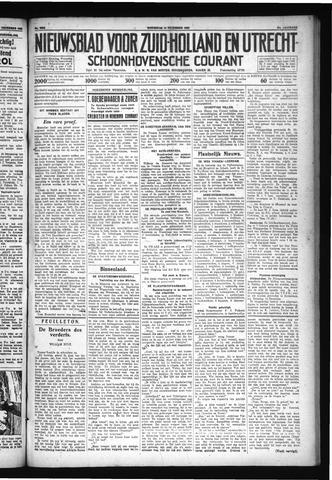 Schoonhovensche Courant 1930-12-10