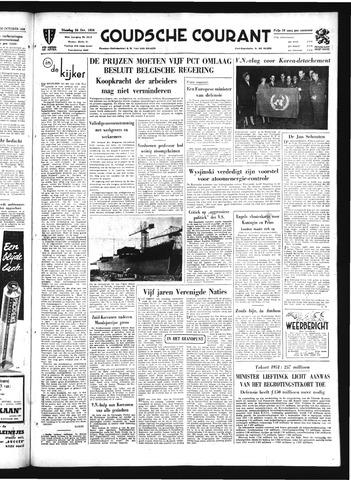 Goudsche Courant 1950-10-24