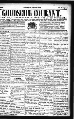 Goudsche Courant 1922-01-17