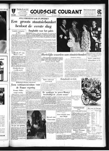 Goudsche Courant 1957-05-22
