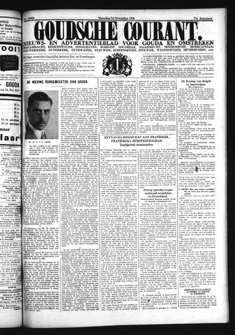 Goudsche Courant 1938-11-14