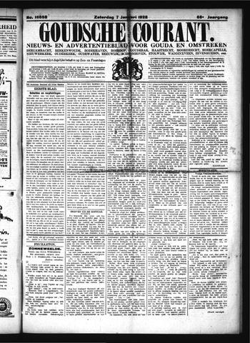 Goudsche Courant 1928-01-07