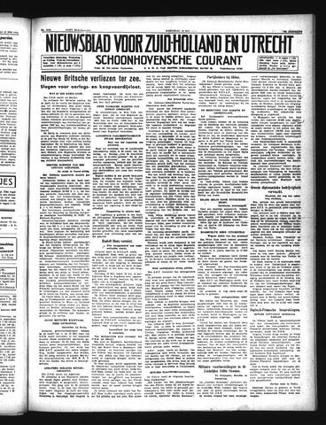 Schoonhovensche Courant 1941-05-14