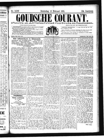 Goudsche Courant 1920-02-12