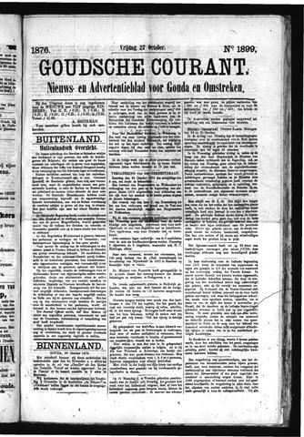 Goudsche Courant 1876-10-27