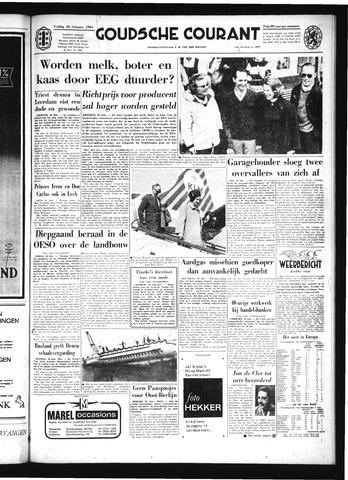Goudsche Courant 1964-02-28
