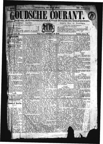 Goudsche Courant 1914-06-25
