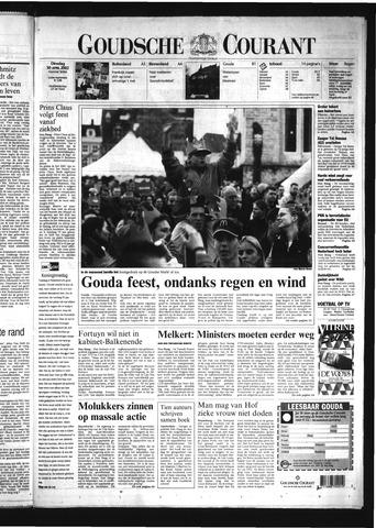 Goudsche Courant 2002-04-30