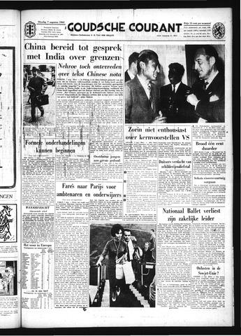 Goudsche Courant 1962-08-07