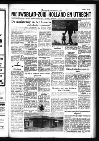 Schoonhovensche Courant 1969-07-11