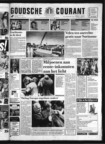 Goudsche Courant 1989-06-14