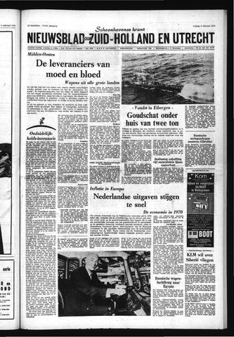 Schoonhovensche Courant 1970-02-06