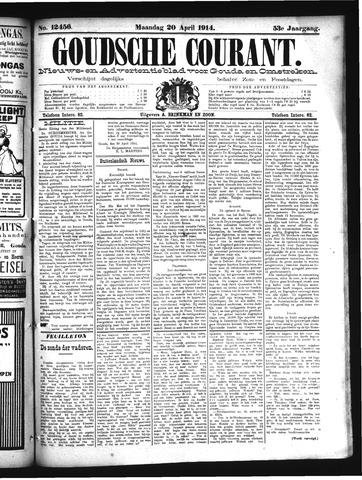 Goudsche Courant 1914-04-20