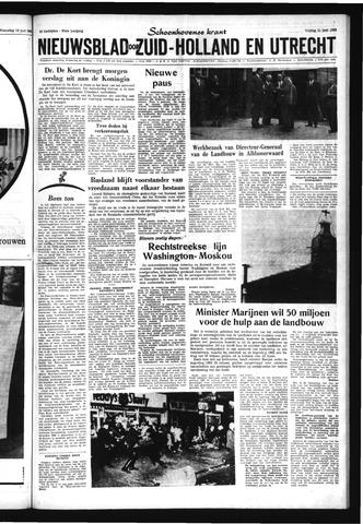 Schoonhovensche Courant 1963-06-21