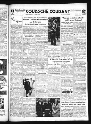 Goudsche Courant 1951-08-15