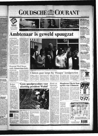 Goudsche Courant 2001-03-13