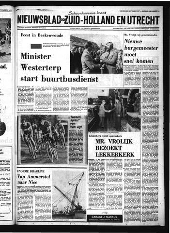 Schoonhovensche Courant 1977-09-28