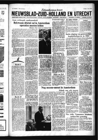 Schoonhovensche Courant 1966-06-17