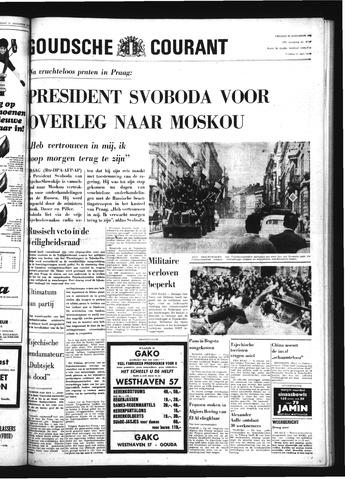 Goudsche Courant 1968-08-23