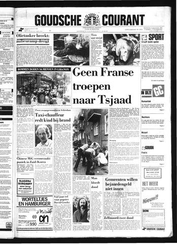 Goudsche Courant 1983-08-08
