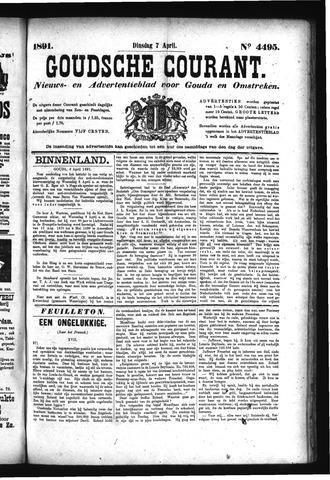 Goudsche Courant 1891-04-07