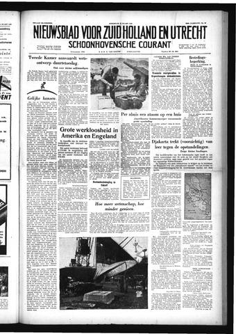 Schoonhovensche Courant 1958-03-12
