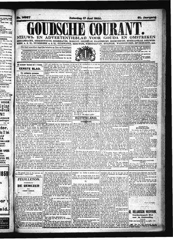 Goudsche Courant 1922-06-17