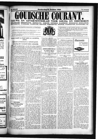 Goudsche Courant 1936-10-15