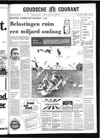 Goudsche Courant 1978-02-21