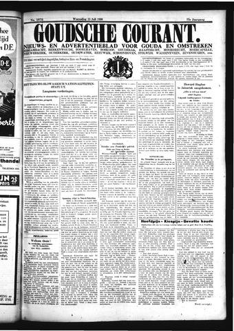 Goudsche Courant 1938-07-13