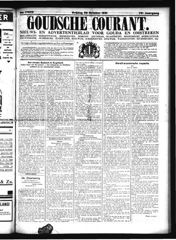 Goudsche Courant 1931-10-30