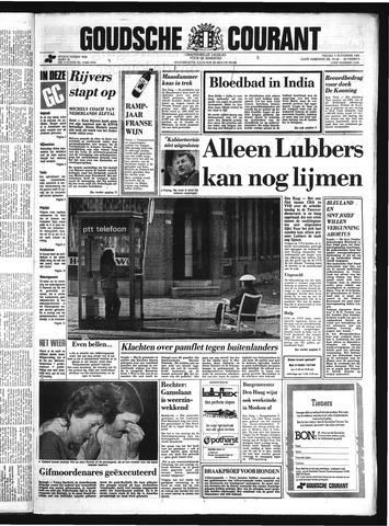 Goudsche Courant 1984-11-02