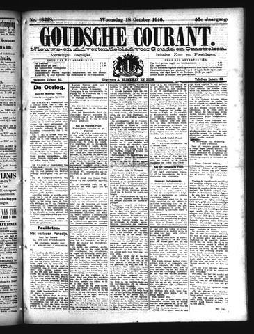 Goudsche Courant 1916-10-18